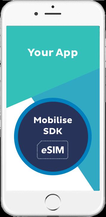eSIM Mobile App