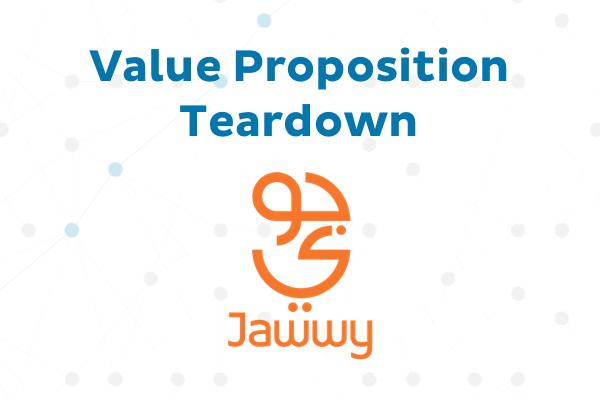 Value Proposition Teardown, Jawwy logo